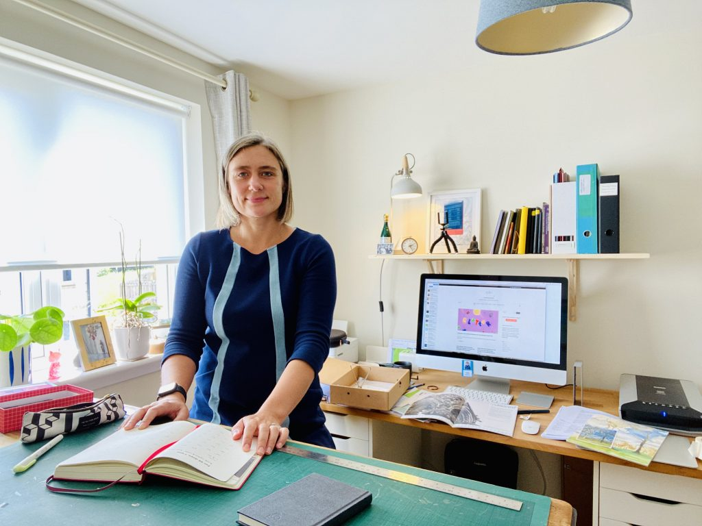 33 Questions for our Artist-Publisher and Researcher Louisa