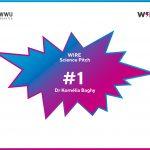 1st Winner – WIRE Science Video Pitch
