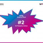 2nd Winner – WIRE Science Video Pitch